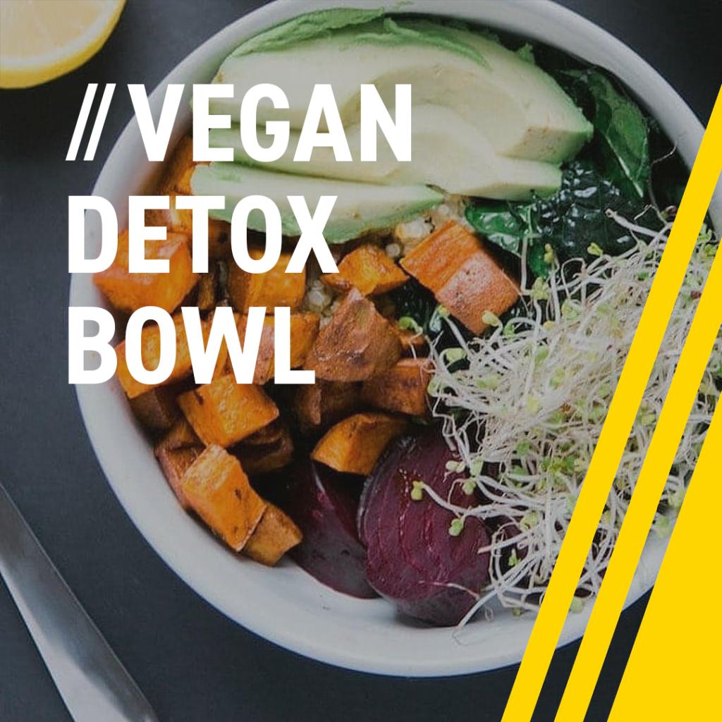 Vegan Detox Bowl Recipe
