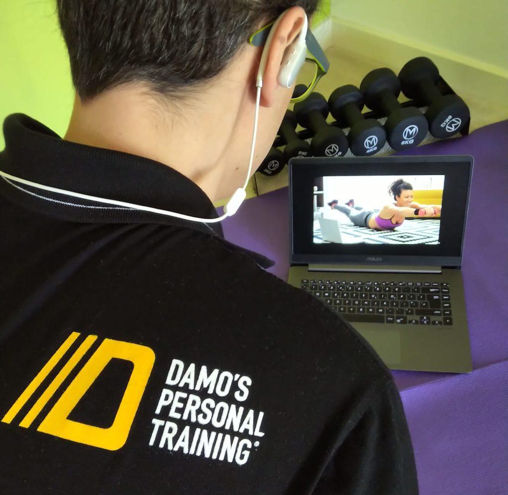 Damo Virtual Personal Training